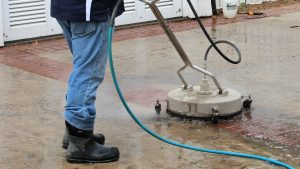 Agent Clean concrete cleaning