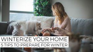 5 winter preparation tips