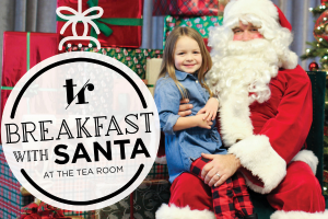 Visit Santa at the Science Center