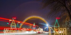 Visit Jolly Holiday Lights in Des Moines