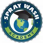 Spray Wash Academy logo